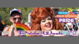Palm Springs (PS) Pride 2016 in Palm Springs from  5 til November  6, 2016 (Festival Gay, Lesbian, Trans, Bi)