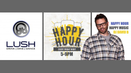 DJ David B | Happy Hour Lush in Minneapolis le Fri, August  2, 2019 from 05:00 pm to 09:00 pm (After-Work Gay)