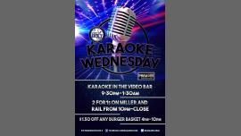 Karaoke Wednesday at the eagleBOLTbar à Minneapolis le mer. 24 juillet 2019 de 21h30 à 01h30 (Clubbing Gay)