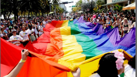 Miami Beach Pride 2020 Parade à Miami le dim.  5 avril 2020 de 12h00 à 14h00 (Festival Gay, Lesbienne)