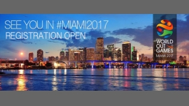 World Out Games in Miami from May 26 til June  4, 2017 (Sport Gay, Lesbian, Trans, Bi)