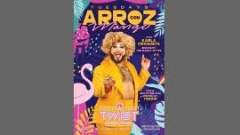 MiamiArroz con Mango Tuesdays!2019年 1月24日,01:00(男同性恋 俱乐部/夜总会)