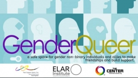 GenderQueer Community Group in Orlando le Mon, February  3, 2020 from 07:00 pm to 08:00 pm (Meetings / Discussions Gay, Lesbian)
