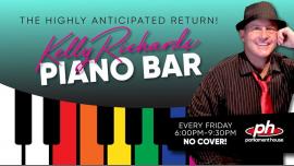 Kelly Richards Piano Bar Sing-A-Long en Orlando le vie 15 de noviembre de 2019 18:00-21:30 (Festival Gay, Oso)