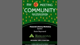 Ryan White Community Meeting in Orlando le Mon, November 18, 2019 from 11:00 am to 01:00 pm (Meetings / Discussions Gay, Lesbian)