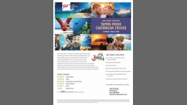 Tampa Pride AAA Travel Caribbean Cruise in Tampa from March 26 til April  1, 2017 (Meetings / Discussions Gay, Lesbian, Trans, Bi)