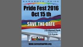 Tampa Pride at Sarasota Pride in Sarasota le Sat, October 15, 2016 from 12:00 am to 05:00 pm (Festival Gay, Lesbian)