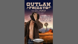 Outlaw Fridays Country Line Dancing in St. Petersburg le Fri, October 13, 2017 from 07:00 pm to 10:00 pm (After-Work Gay)