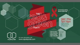 2019 Red & Green Party in St. Petersburg le Sa  7. Dezember, 2019 19.00 bis 22.00 (After-Work Gay, Lesbierin, Transsexuell, Bi)