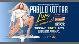 Pabllo Vittar Live in Concert! in Boston le Sun, June  9, 2019 from 08:00 pm to 09:30 pm (Concert Gay)