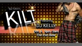 KILT à Austin le ven.  6 octobre 2017 de 21h00 à 02h00 (Clubbing Gay, Bear)