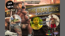 The Bear Cave: #Leather in Washington D.C. le Sa 18. Januar, 2020 21.00 bis 03.00 (Clubbing Gay)
