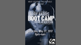 """DJ Barry Harris """"Boot Camp"""" in Washington D.C. le Sat, May 27, 2017 from 09:00 pm to 04:00 am (Clubbing Gay)"""