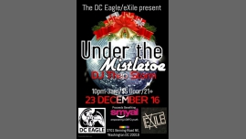 Under the Mistletoe: A Christmas Dance Party à Washington D.C. le ven. 23 décembre 2016 de 22h00 à 03h00 (After-Work Gay)