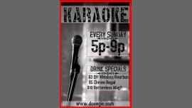 Karaoke Sunday à Washington D.C. le dim. 26 mai 2019 de 17h00 à 21h00 (After-Work Gay)
