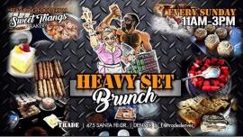 Heavy Set Brunch à Denver le dim. 25 février 2018 à 11h00 (Brunch Gay, Bear)