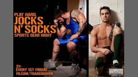 Jocks N Socks à Denver le ven.  2 février 2018 à 22h00 (Clubbing Gay, Bear)