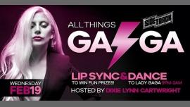 All Things Gaga in Chicago le Mi 19. Februar, 2020 21.00 bis 02.00 (Clubbing Gay)