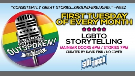 OUTspoken! LGBTQ Storytelling à Chicago le mar.  2 mai 2017 de 18h00 à 21h00 (After-Work Gay)