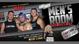 Men's Room Wednesday a Chicago le mer  1 maggio 2019 21:00-02:00 (Clubbing Gay)