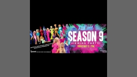 Sasha Velour, Charlie Hides, Kimora Blac Live At Roscoe's RPDR Viewing in Chicago le Fr 12. Mai, 2017 18.00 bis 02.00 (After-Work Gay)