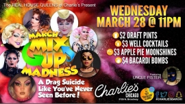 March Mix Up Madness à Chicago le mer. 28 mars 2018 à 23h00 (Clubbing Gay)