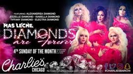 #MasLeche Diamonds Are Forever à Chicago le dim. 25 mars 2018 à 23h55 (Clubbing Gay)