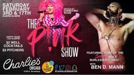 BOYLESQUE The Pink Show à Chicago le sam. 17 février 2018 de 21h00 à 22h30 (Clubbing Gay)