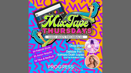Mix Tape/Holla Back Girl Thursday's at Progress in Chicago le Thu, August 29, 2019 from 10:00 pm to 02:00 am (Clubbing Gay)