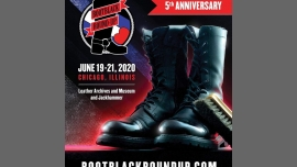 Bootblack Round Up 2020 in Chicago from 19 til June 21, 2020 (Clubbing Gay)