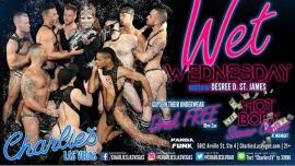 Las VegasWET Wednesdays2019年10月 6日,22:00(男同性恋 俱乐部/夜总会)