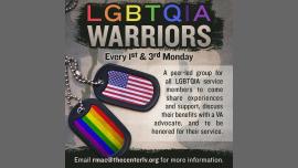 L G B T Q I A Warriors em Las Vegas le seg,  5 agosto 2019 16:00-19:00 (Reuniões / Debates Gay, Lesbica, Trans, Bi)