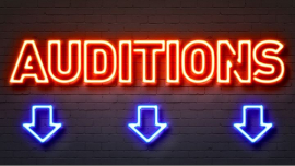Auditions for the 2019-20 Season in Albuquerque le Mon, August 26, 2019 from 06:30 pm to 08:30 pm (Meetings / Discussions Gay)