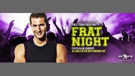 Frat Night with DJ Alan Saunders a Columbus le ven  3 novembre 2017 22:00-02:00 (Clubbing Gay)