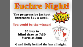 Euchre Night! in Columbus le Thu, June 27, 2019 from 07:30 pm to 11:00 pm (After-Work Gay)