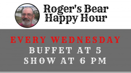 ColumbusRoger's Bear Happy Hour2019年 5月25日,17:00(男同性恋 下班后的活动)