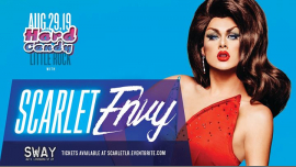 Hard Candy Little Rock with Scarlet Envy in Little Rock le Thu, August 29, 2019 from 07:00 pm to 12:00 am (After-Work Gay Friendly)