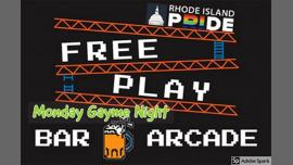 FreePlay Gayme Night for RI Pride em Providence le seg, 30 setembro 2019 19:00-12:00 (After-Work Gay, Lesbica)