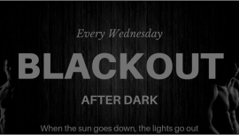 Wednesday Blackout in Pittsburgh le Wed, November 27, 2019 from 06:00 pm to 11:59 pm (Sex Gay)
