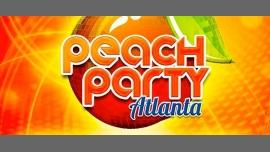 Peach Party 2020 Friday Xion a Atlanta le sab 13 giugno 2020 03:00-07:00 (Clubbing Gay)