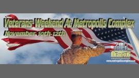 Veterans' Weekend in Augusta von 10 bis 12. November 2017 (Festival Gay, Bear)