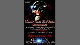 Tales From The Hood Halloween Party in Augusta le Sat, October 29, 2016 from 09:00 am to 01:45 am (Clubbing Gay)
