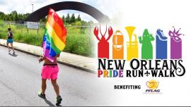 New Orleans Pride Run & Walk à New Orleans le sam. 31 août 2019 de 08h00 à 13h00 (Festival Gay, Lesbienne, Trans, Bi)