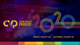 Cedar Valley Pridefest 2020 in Waterloo le Fri, August 28, 2020 from 05:30 pm to 11:59 pm (Festival Gay, Lesbian, Trans, Bi)