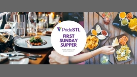 PrideSTL First Sunday Supper in St. Louis le Sun, February  2, 2020 from 01:00 pm to 07:00 pm (After-Work Gay, Lesbian, Trans, Bi)