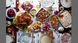 Community Thanksgiving Dinner in St. Louis le Thu, November 24, 2016 from 11:00 am to 10:00 pm (Vie Associative Gay, Lesbian, Trans, Bi)