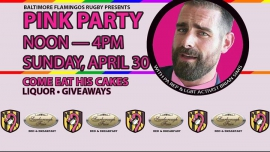 Pink Party with Brian Sims in Baltimore le Sun, April 30, 2017 from 12:00 pm to 04:00 pm (Clubbing Gay)