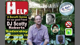 Help. A Benefit for DJ Scotty in Mobile le Sat, November 19, 2016 from 06:00 pm to 10:00 pm (Before Gay)