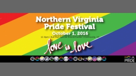 2016 Northern Virginia Pride Festival in Fairfax le Sat, October  1, 2016 at 12:00 pm (Festival Gay, Lesbian, Trans, Bi)