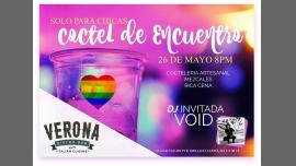 Cóctel de Encuentro Solo para Chicas à Puerto Vallarta le sam. 26 mai 2018 de 20h00 à 01h00 (After-Work Gay, Lesbienne, Trans, Bi)